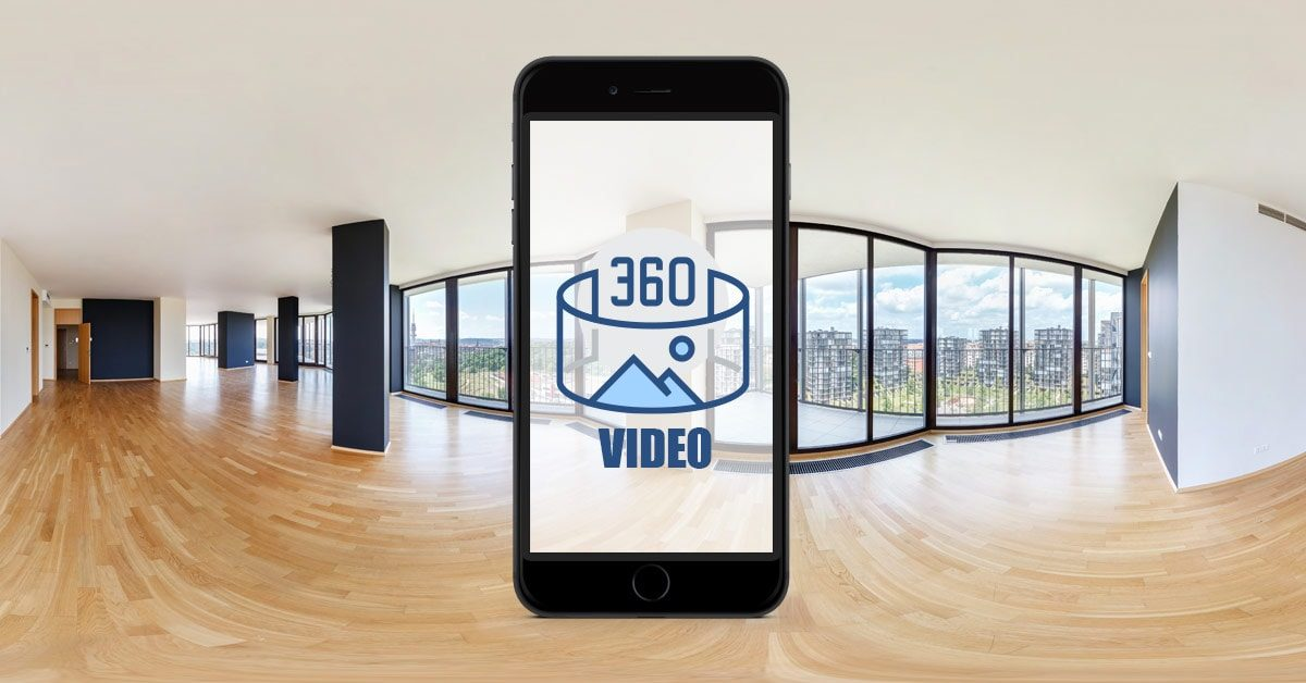 360 video production