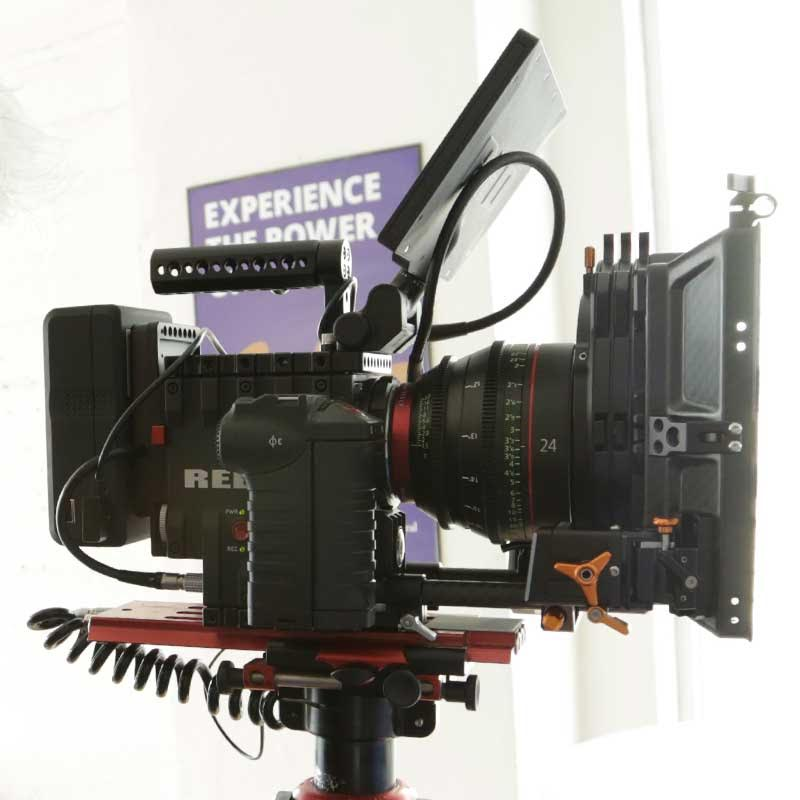 red dragon camera