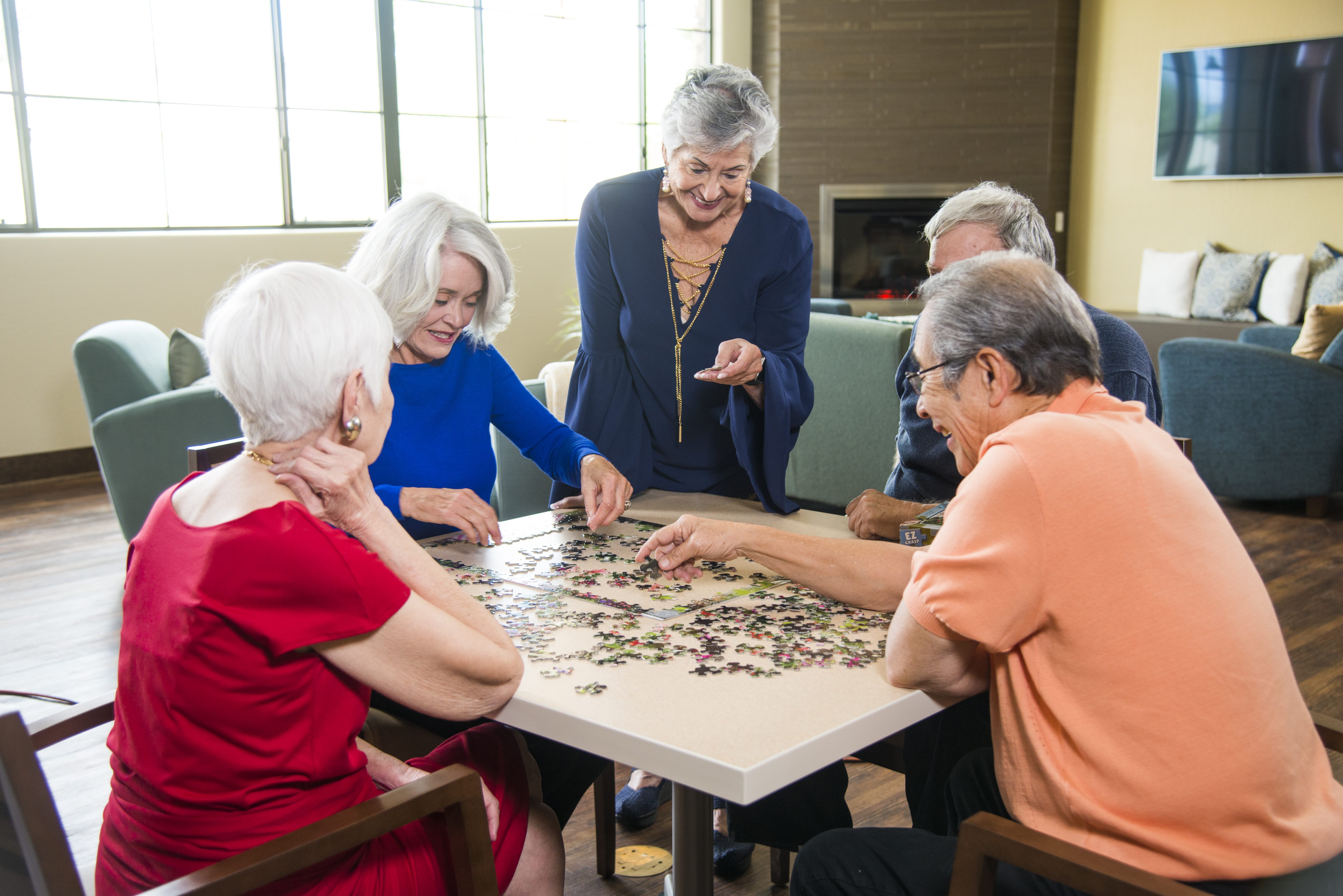 senior living marketing